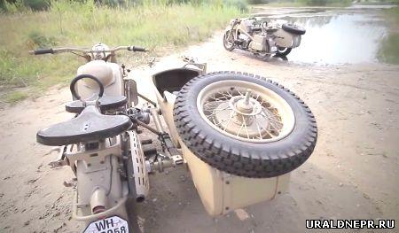 Мотоцикл zundapp ks 750