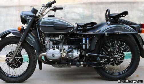 мотоцикл урал имз 8.103-10