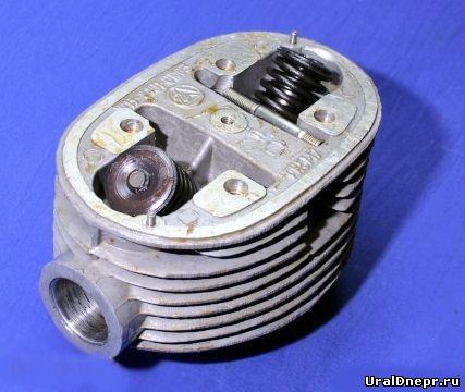 Головка цилиндра мотоцикла Урал