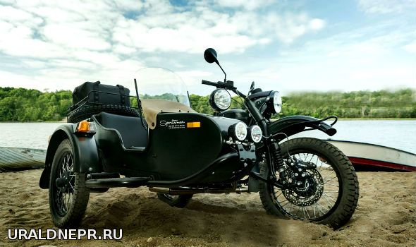 Ural Sportsman Camp Wandawega Edition 2015