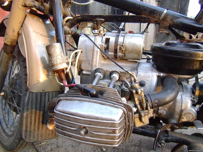 пробивает катушка зажигания Мотоцикл днепр 11 симптомы #3