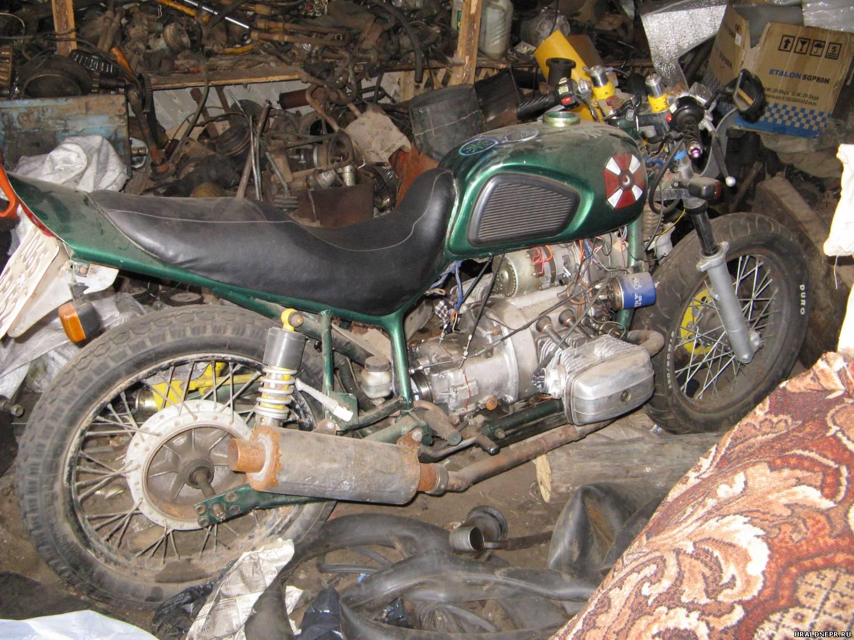 Тюнинг двигателя мотоцикла урал своими руками