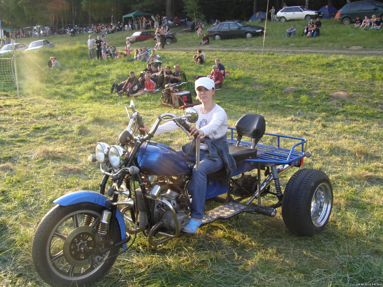 что можно сделать из Мотоцикла Урал #10
