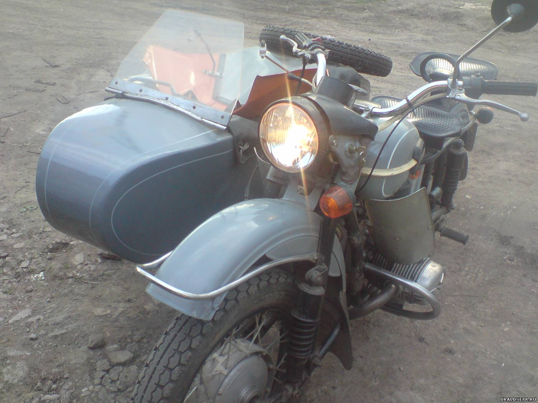 Светодиодный повторитель стоп-сигнала - Мотоциклы Иж, Урал 63