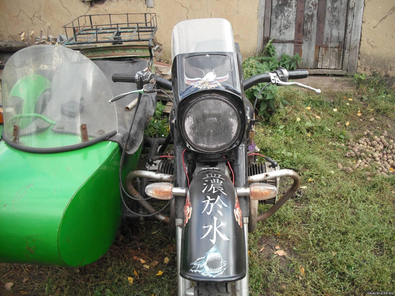 Спойлер для советского мотоцикла своими руками