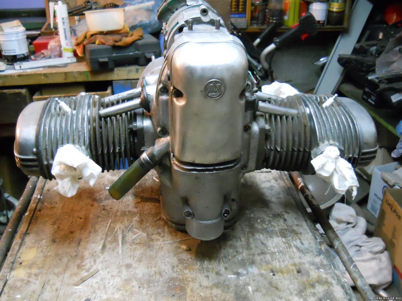 Ремонт двигателя мотоцикл 15 фотография