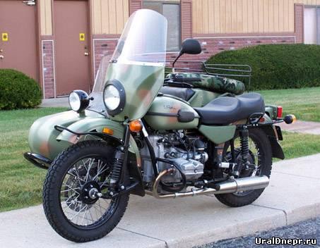 Мотоцикл урал gear up 8 1037