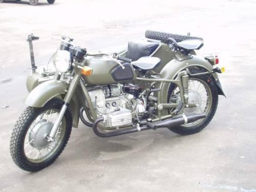 Фотография мотоцикла днепр мв 650