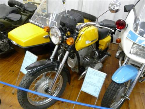 Фотография мотоцикла м 73