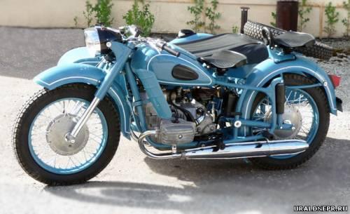 Фотография мотоцикла к 650