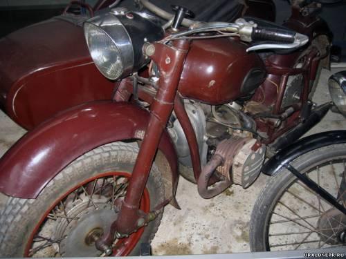 750 мотоцикл к 750 на фото мотоцикл днепр