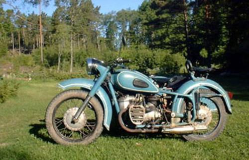 Мотоцикл Днепр К-750 - - Мотогалерея - Мотоцикл Урал и Днепр