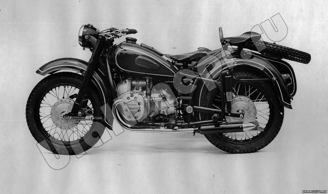 Мотоцикла днепр к 750 uraldnepr 9212 0 4 6